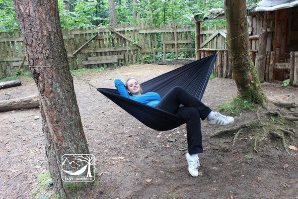 POCKET hammock.